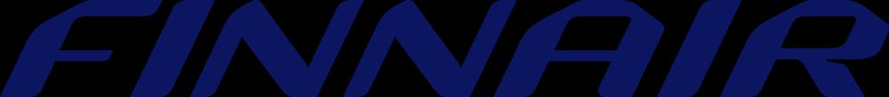 FINNAIR Logo Blue